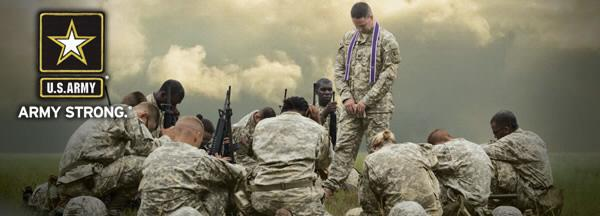 how chaplains evangelize and disciple military Washington -- a group of military chaplains are expressing their concern over the pentagon's recent announcement that it will end the military's ban on open.