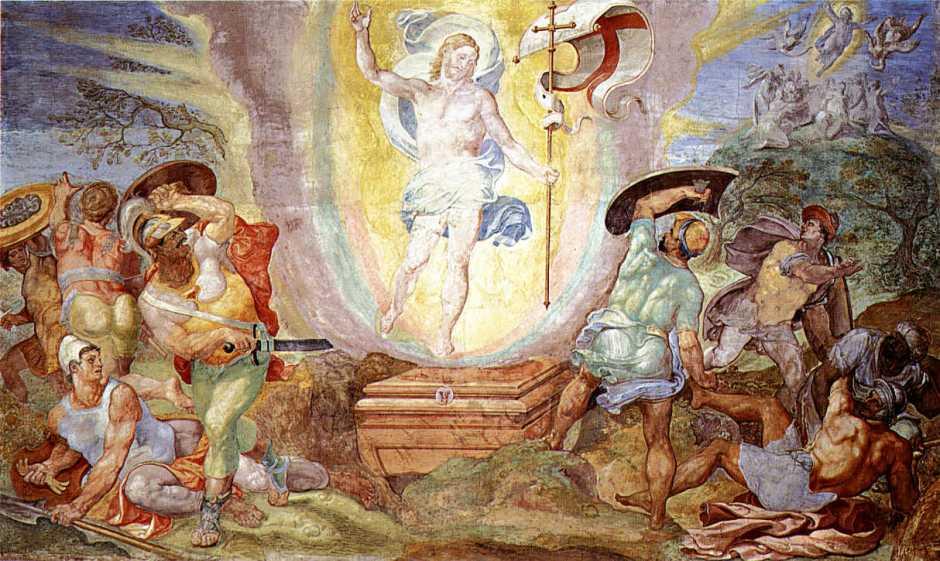 resurrectionsistine