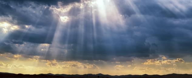 Rays-of-sunlight