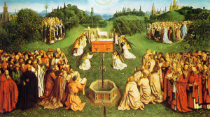 All Saints Day icon