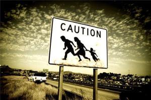 border-immigrants-crossing