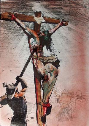 jesus side