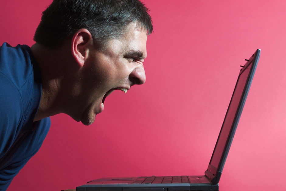 COMPUTER-YELLING