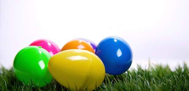 The Legend Of Plastic Easter Egg