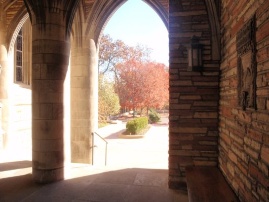 luther arch