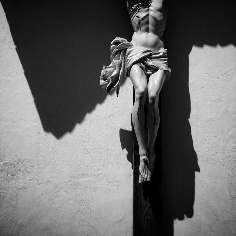 crucifixion-david-bowman
