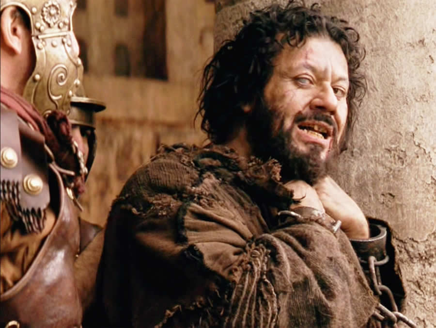What happened to barabbas after he was released